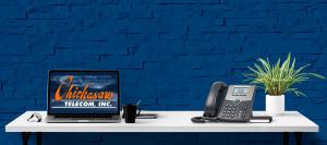 Chickasaw Telecom - Cisco phones and data networking